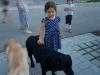 Amber vom Aggenstein & Chelsea vom Schmiehetal mit Kindern 05